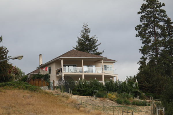 New Home Summerland 2004