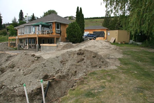 renovation addition  mellor road summerland bc home builder