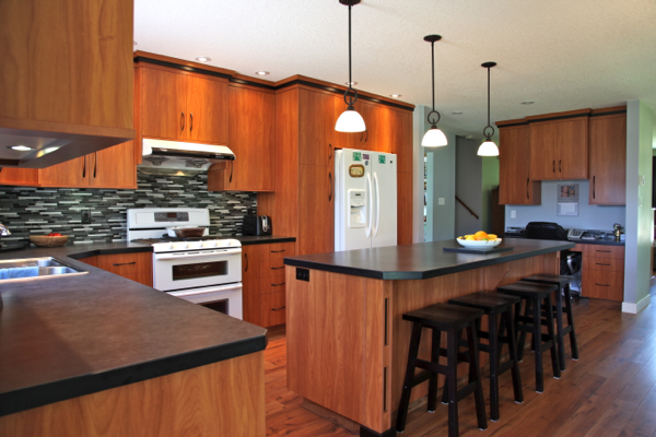 B.Yargeau Contracting Renovation Addition Custom Cabinetry Work