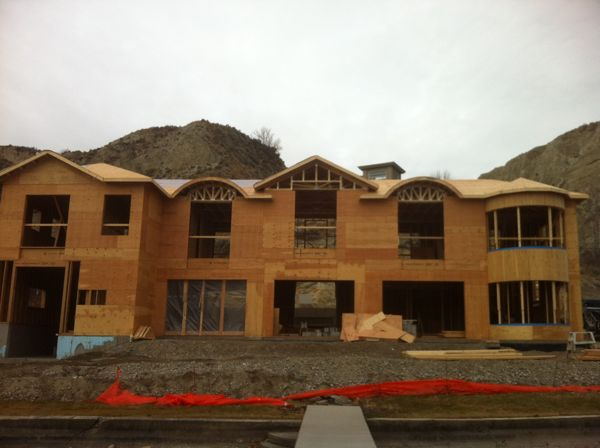 Roof Sheeted  Lake Side Living Summerland