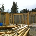 Framing Fyffe Rd  Canyonview Construction