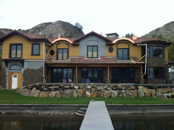 lakeshore summer home 2012