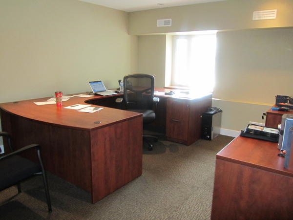 Office space in Industrial Building In summerland