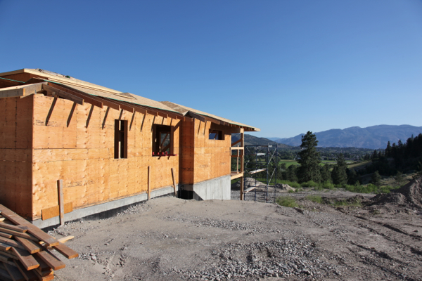 Summerland Canyonview Construction Home Builder