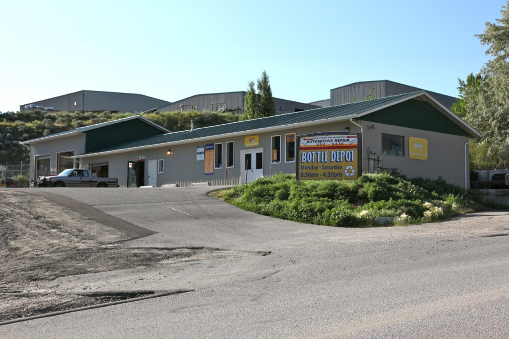 Summerland Bottle Depot