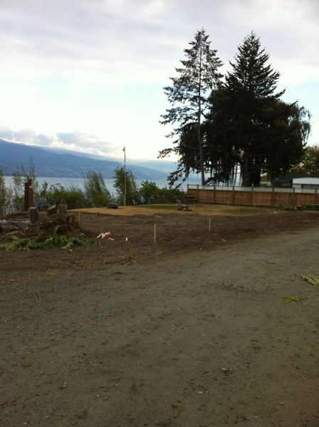 building site ready layout property summerland
