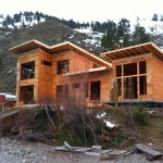 North Beach Job Home Builder Summerland BC Canada Custom Work